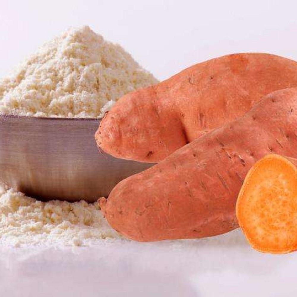 Todo sobre la harina de batata