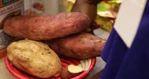 Los beneficios de la harina de batata