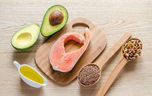 Los diferentes ácidos grasos