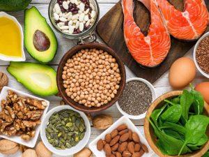 Que alimentos contienen más omega 3
