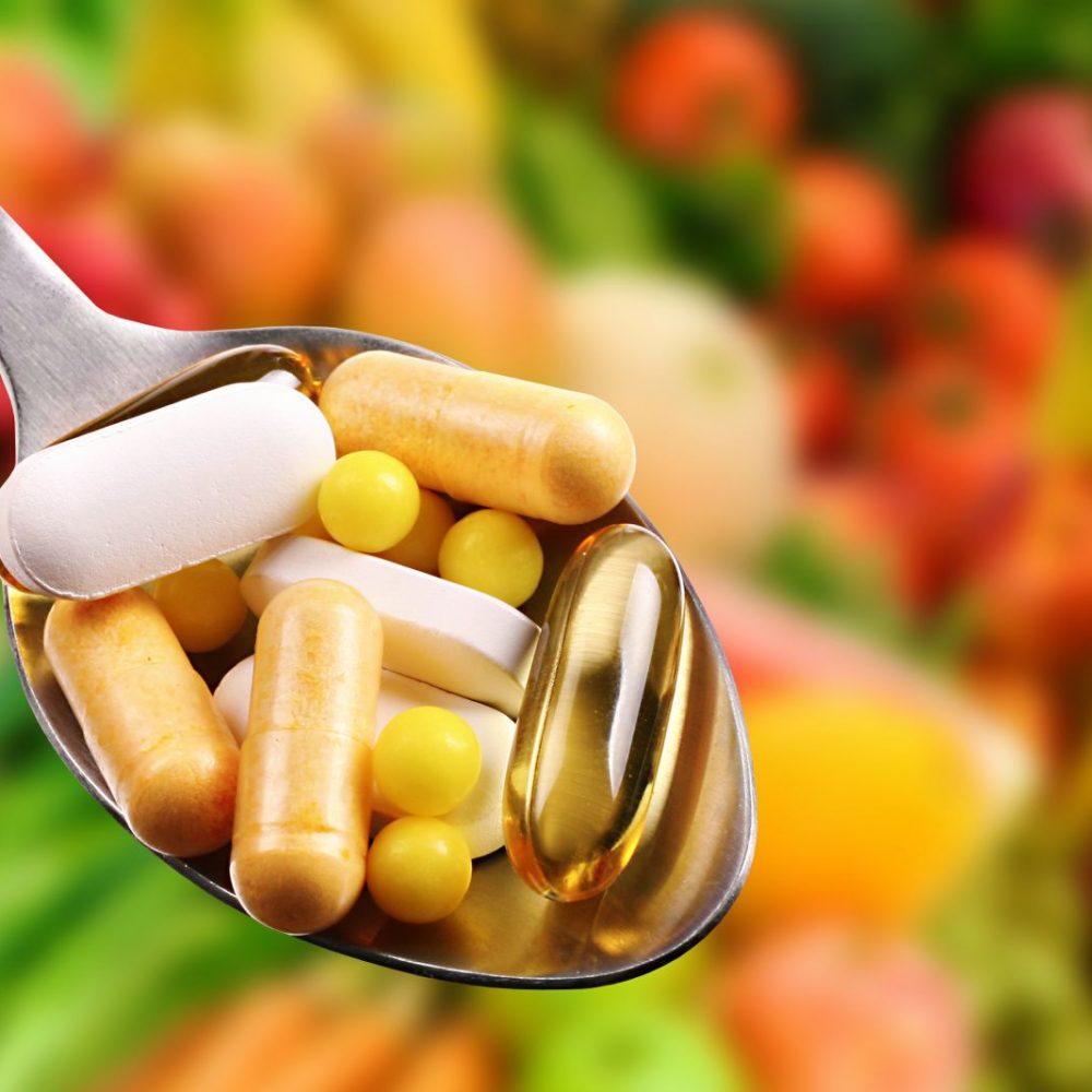 ¿Por qué tomar suplementos alimenticios