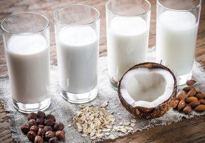 ¿Qué alternativas a la leche de vaca