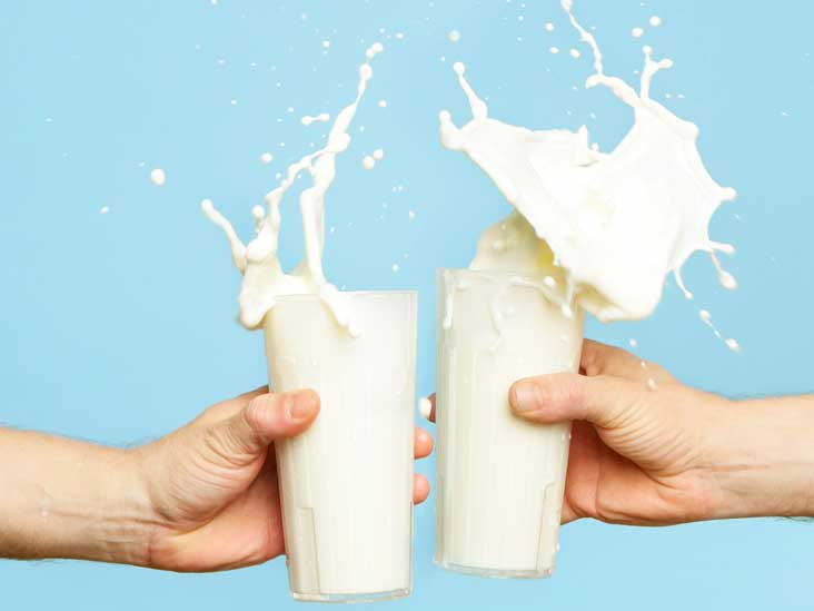 5 razones para dejar de consumir leche de vaca