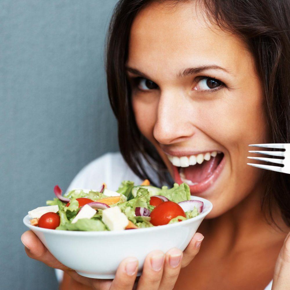 ¿Cómo adelgazar cuando te gusta comer