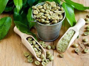 Café verde, un potente quemador de calorías.