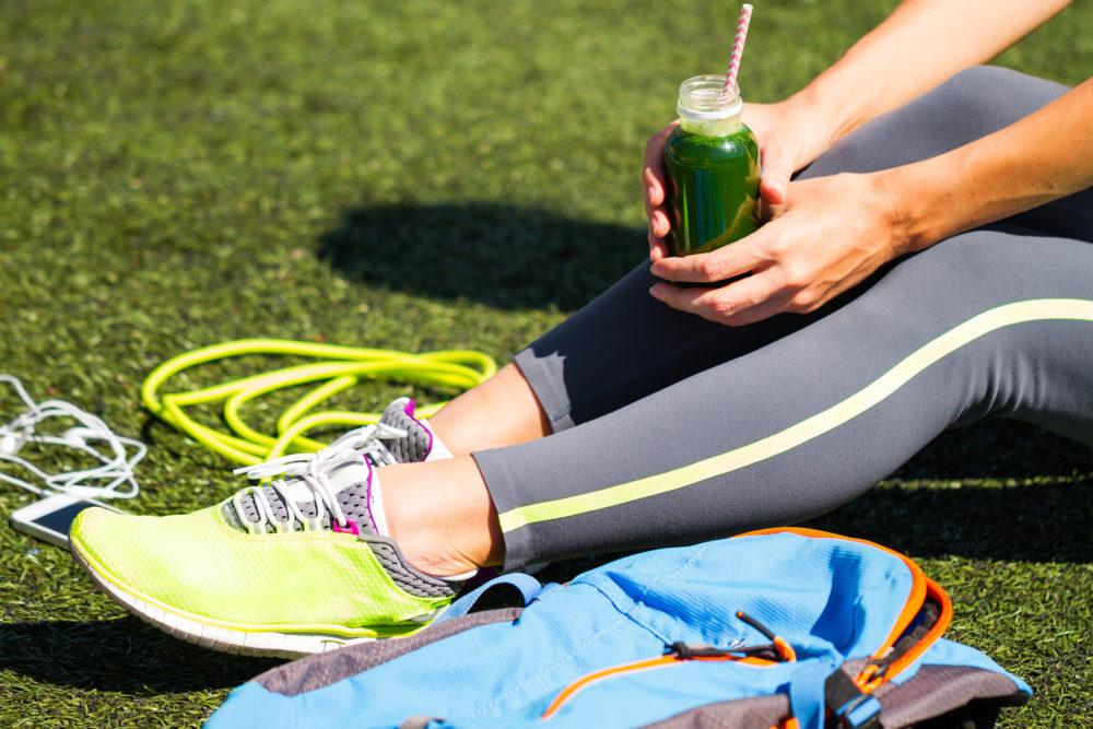 Espirulina y deporte: intereses en deportistas