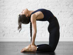 La reducción del estrés en el corazón de los beneficios del yoga