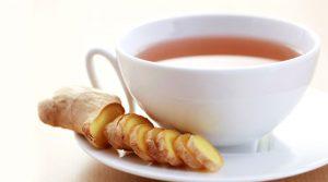Las sorprendentes propiedades del té de jengibre