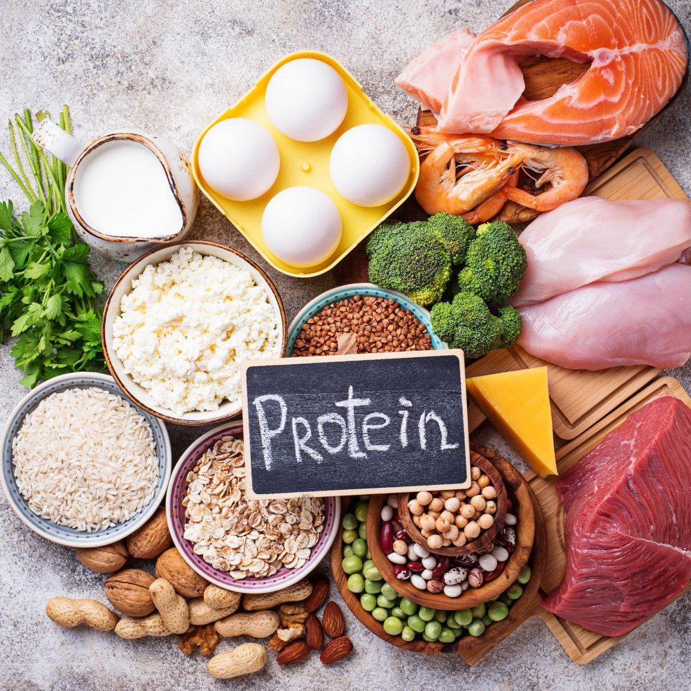 Proteína y deporte : ¿por qué y cómo consumirlo?
