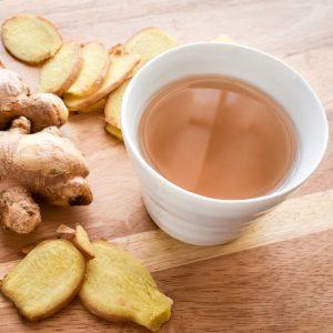 Receta saludable ¿por qué razones necesitas beber té de jengibre