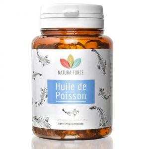 Suplementos Natura Force omega-3