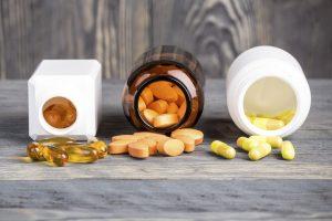 Suplementos dietéticos para vegetarianos