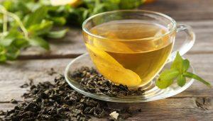 Té verde, un poderoso antioxidante con reconocidas propiedades adelgazantes.