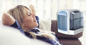 ArcticBreeze dispositivo enfriador de aire, cómo usarlo, como funciona