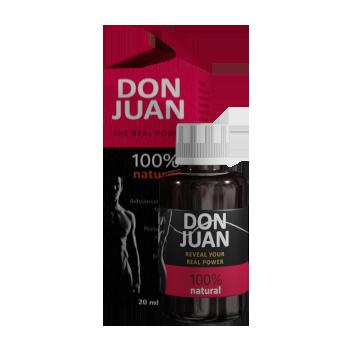 DonJuan gotas – opiniones, foro, precio, ingredientes, donde comprar, mercadona – España