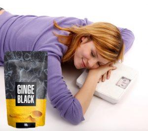 GingeBlack polvo, ingredientes, cómo tomarlo, como funciona, efectos secundarios