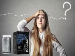 Mind Booster cápsulas, ingredientes, cómo tomarlo, como funciona, efectos secundarios