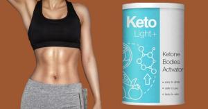 Keto Light Plus polvo, ingredientes, cómo tomarlo, como funciona, efectos secundarios